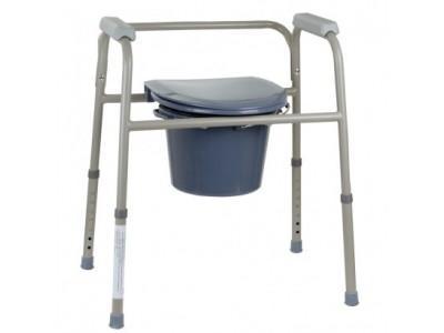Стул-туалет стальной OSD BL710113