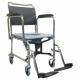 Крісло-стілець на колесах, з гігієнічним пристосуванням P689