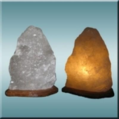 """Соляная лампа """"Скала"""" 3-4 кг"""