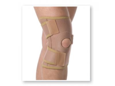 Бандаж на коленный сустав разъемный 6058