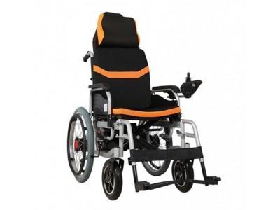 Складная инвалидная электроколяска MIRID D6035A