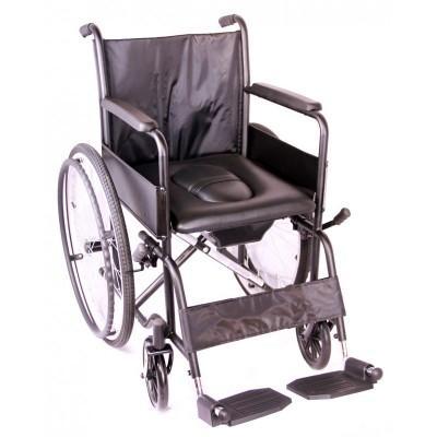 """Коляска инвалидная с санитарным оснащением """"Economy"""""""