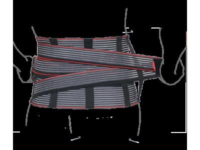 Корсет поддерживающий с дополнительной фиксацией R4204