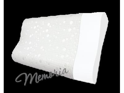 Ортопедическая подушка с эффектом памяти (форма легкой волны) Memoria 495 x 330 x 110 мм P101