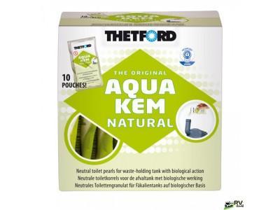 Порошок для биотуалетов Aqua Kem Natural